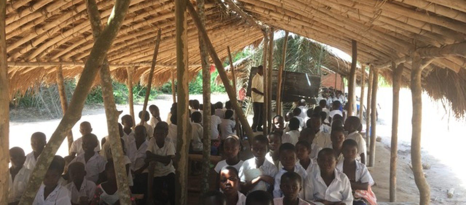 Bau mit uns eine Schule im Kongo